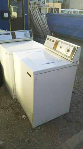 外国製洗濯機
